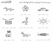 kindergarten worksheets preschool worksheets printables for kids coloring pages
