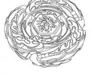 Beyblade Coloring Pages Free Printable