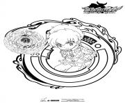 Printable beyblade 4 coloring pages