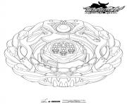 Printable beyblade 6 coloring pages