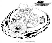 Printable beyblade 11 coloring pages
