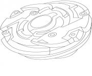 Printable beyblade 14 coloring pages