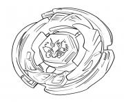 Printable beyblade 5 coloring pages
