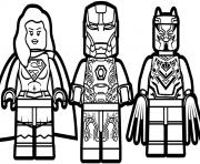 Black Panther Coloring Pages Free Printable