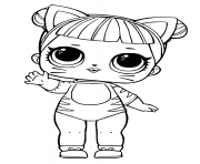 LOL Doll Tiger Cat Cute