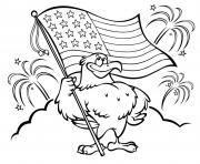 disney 4th of july patriotic coloring pages