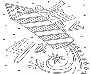 strong free fourth of july monumental 4th sheets fireworks doodle coloring pages