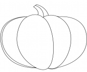 pumpkin halloween for kids coloring pages