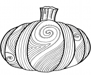 Halloween Pumpkin Coloring Pages Free Printable