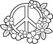 peace flowers for teenage girls