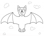 cartoon vampire bat halloween (1)