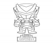 Fortnite Coloring Pages Free Printable