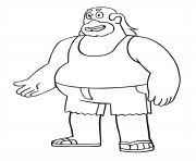 greg universe coloring pages