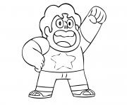 Printable steven universe uncle kids coloring pages