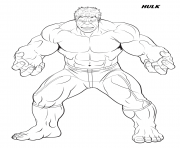 hulk from the avengers coloring pages