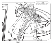 marvel avengers thor coloring pages