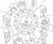timely gravity falls