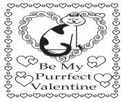 be my perfect valentine