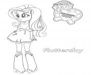 Printable Equestria Girls coloring pages