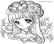 Printable glitter force queen coloring pages