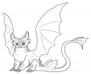 how to train your dragon toothless cute coloring pages