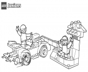 lego race car pit stop coloring pages