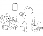 lego cars mater coloring pages