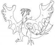 Printable pokemon legendarios coloring pages