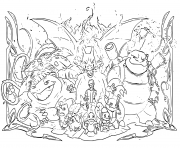 pokemon evolution 2019 coloring pages
