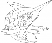 Tokopisco pokemon legendary Generation 7 coloring pages