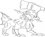 Type 0 pokemon legendary Generation 7 coloring pages