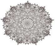 mandala adult difficult art therapy