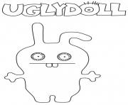 Printable ugly dolls kids 2 coloring pages