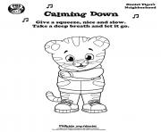 Calming down Daniel Tiger min