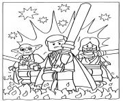 Printable lego star wars 1 coloring pages