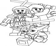 Printable lego star wars yoda coloring pages