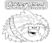 Printable angry birds star wars 91 coloring pages