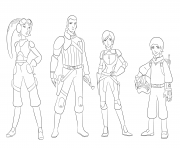 star wars rebels characterss