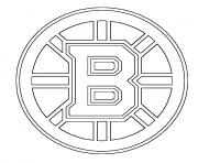 NHL Boston Bruins Logo