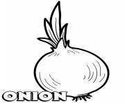 vegetable onion