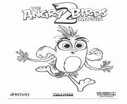 Angry Birds 2 Movie Silver