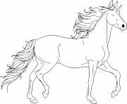 Printable cultivated unicorn coloring pages
