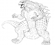 Godzilla Gojira Japanese Words