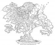flower bonsai wishes meadowhaven coloring pages