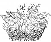 adults basket celine coloring pages