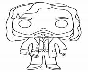 Printable Sirius Black also Padfoot coloring pages
