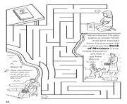 Printable book of Mormon is true coloring pages