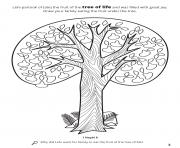 tree of life filled with great joy