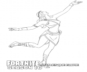 Printable Stoneheart Fortnite season 10 coloring pages