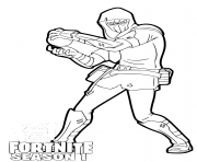Printable Fortnite Chapter 2 Fusion coloring pages